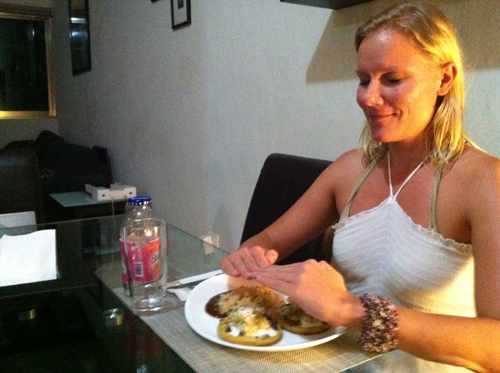 food reiki